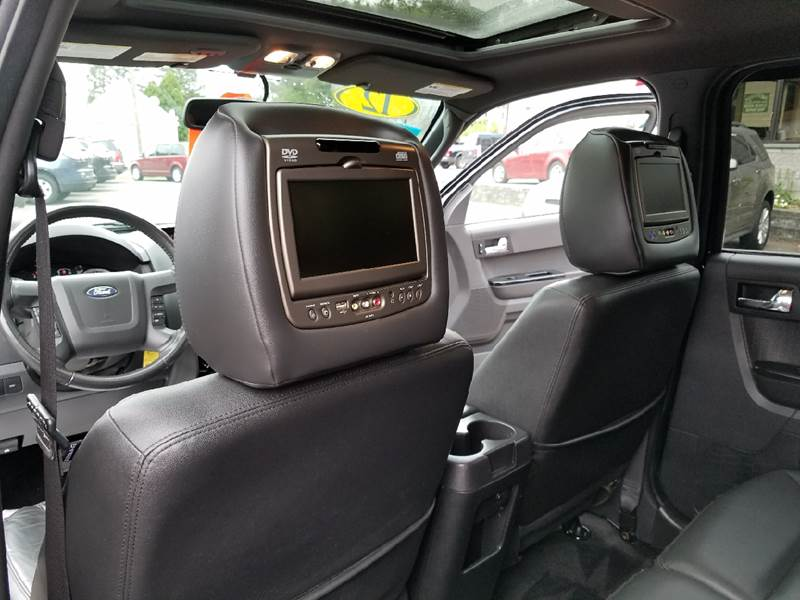 2012 Ford Escape for sale at Dependable Auto Sales and Service in Binghamton NY