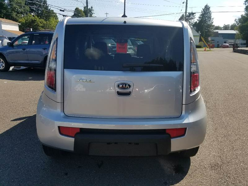 2011 Kia Soul for sale at Dependable Auto Sales and Service in Binghamton NY