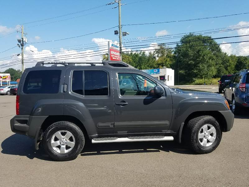2010 Nissan Xterra for sale at Dependable Auto Sales and Service in Binghamton NY