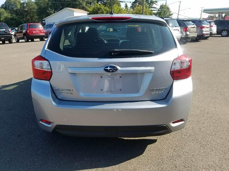 2012 Subaru Impreza for sale at Dependable Auto Sales and Service in Binghamton NY