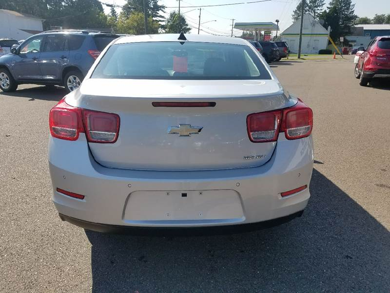2013 Chevrolet Malibu for sale at Dependable Auto Sales and Service in Binghamton NY