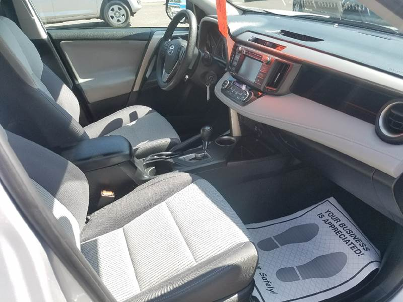 2015 Toyota RAV4 for sale at Dependable Auto Sales and Service in Binghamton NY