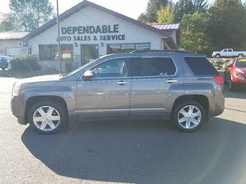 2010 GMC Terrain for sale in Binghamton, NY