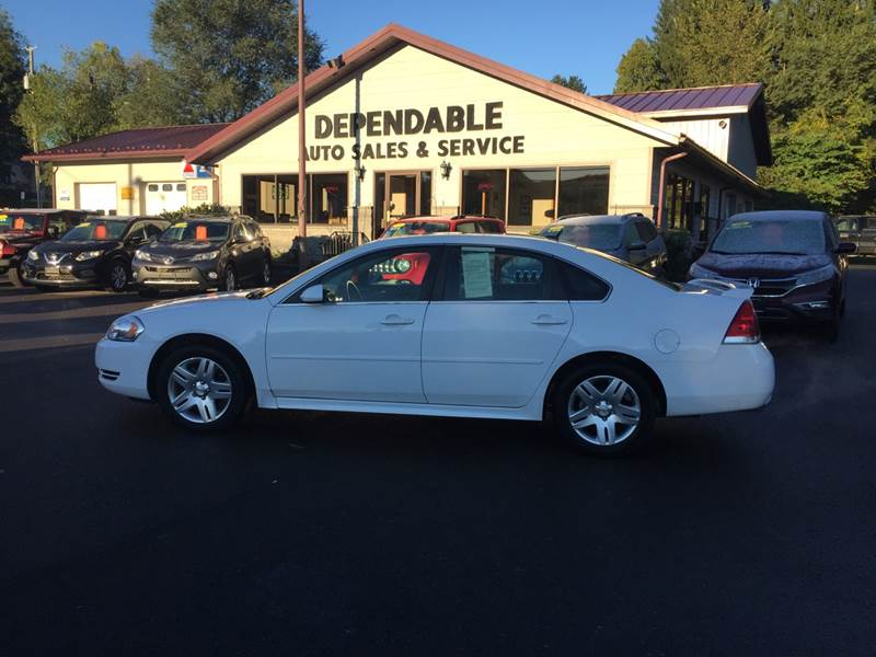 Beautiful 2013 Chevrolet Impala For Sale At Dependable Auto Sales And Service In  Binghamton NY