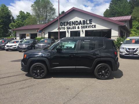 2017 Jeep Renegade for sale in Binghamton, NY