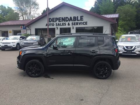 2016 Jeep Renegade for sale in Binghamton, NY