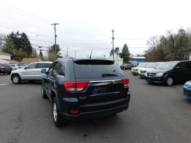 2013 Jeep Grand Cherokee for sale at Dependable Auto Sales and Service in Binghamton NY