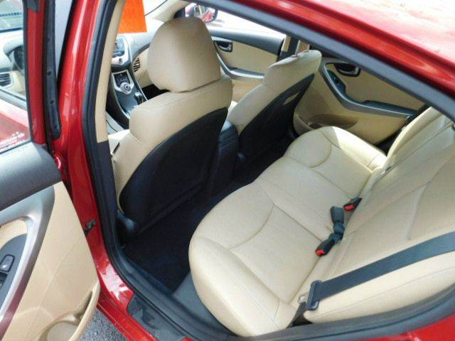 2012 Hyundai Elantra for sale at Dependable Auto Sales and Service in Binghamton NY