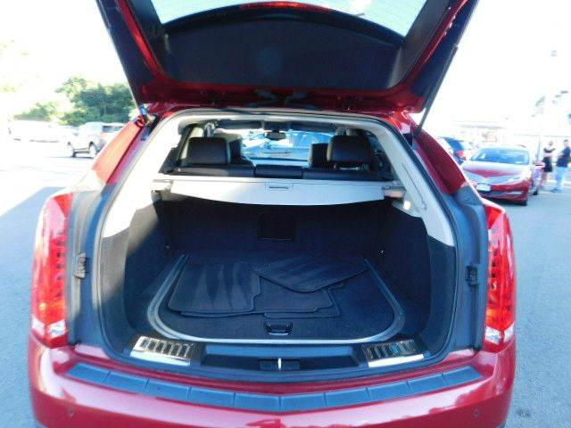 2013 Cadillac SRX for sale at Dependable Auto Sales and Service in Binghamton NY