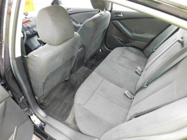 2011 Nissan Altima for sale at Dependable Auto Sales and Service in Binghamton NY