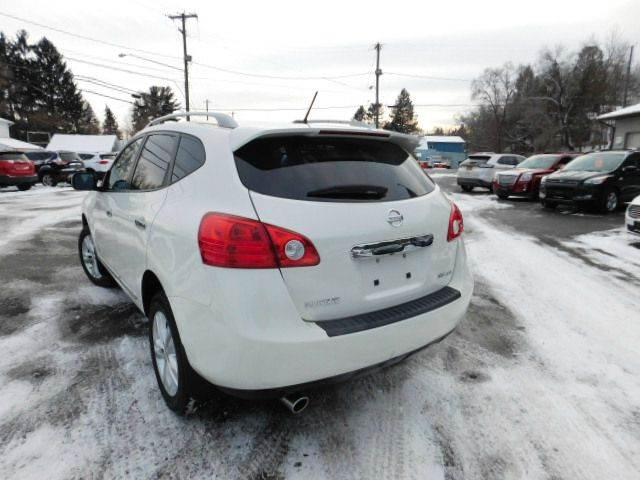 2013 Nissan Rogue for sale at Dependable Auto Sales and Service in Binghamton NY