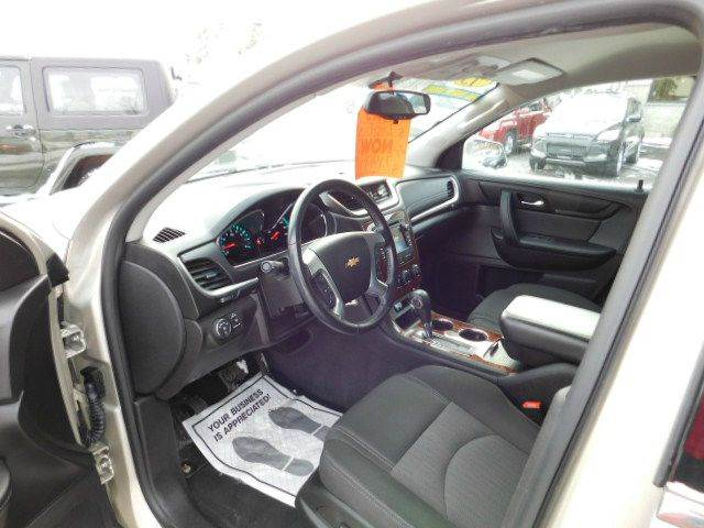 2013 Chevrolet Traverse for sale at Dependable Auto Sales and Service in Binghamton NY