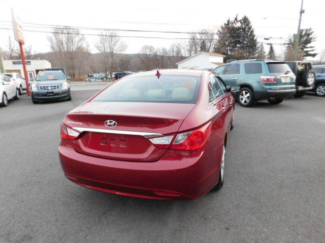 2013 Hyundai Sonata for sale at Dependable Auto Sales and Service in Binghamton NY