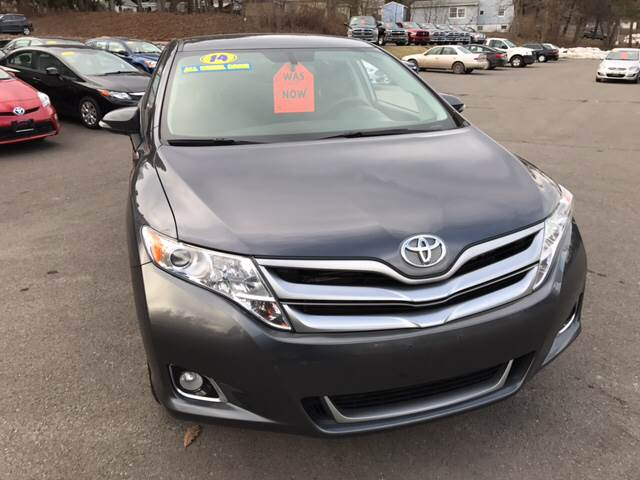 2014 Toyota Venza for sale at Dependable Auto Sales and Service in Binghamton NY