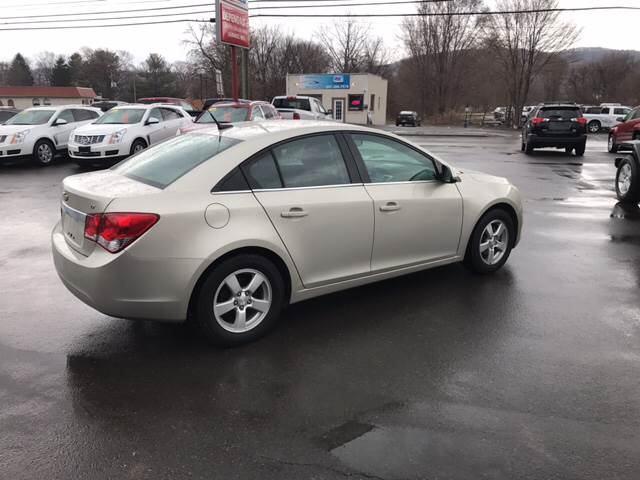2013 Chevrolet Cruze for sale at Dependable Auto Sales and Service in Binghamton NY