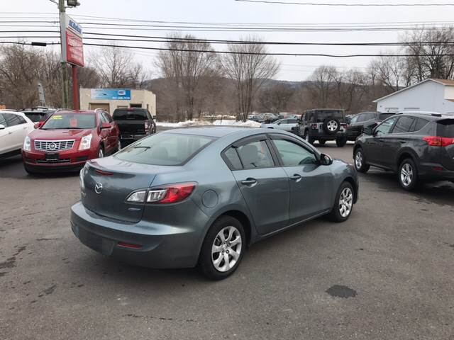 2013 Mazda MAZDA3 for sale at Dependable Auto Sales and Service in Binghamton NY