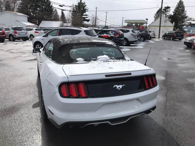 2016 Ford Mustang for sale at Dependable Auto Sales and Service in Binghamton NY