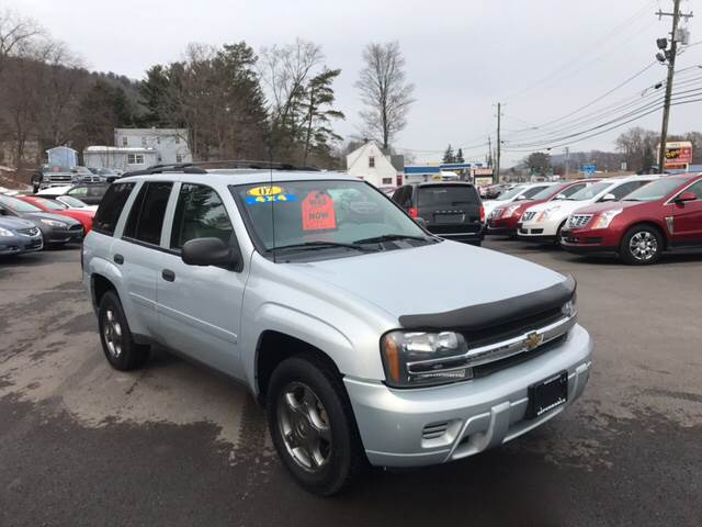 2007 Chevrolet TrailBlazer for sale at Dependable Auto Sales and Service in Binghamton NY
