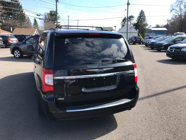 2011 Chrysler Town and Country for sale at Dependable Auto Sales and Service in Binghamton NY