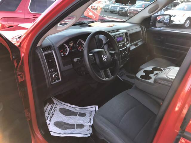 2014 RAM Ram Pickup 1500 for sale at Dependable Auto Sales and Service in Binghamton NY