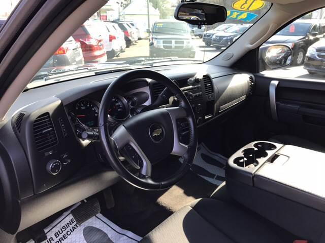 2015 Chevrolet Silverado 1500 for sale at Dependable Auto Sales and Service in Binghamton NY