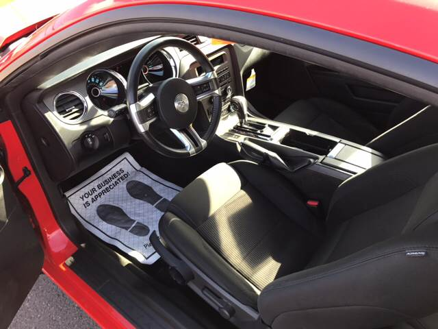 2014 Ford Mustang for sale at Dependable Auto Sales and Service in Binghamton NY