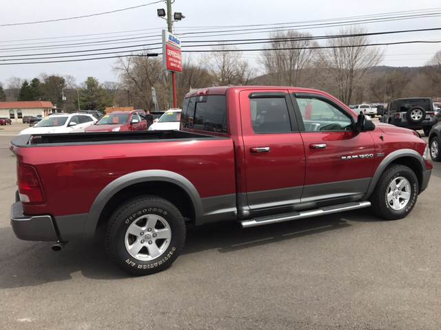 2011 RAM Ram Pickup 1500 for sale at Dependable Auto Sales and Service in Binghamton NY