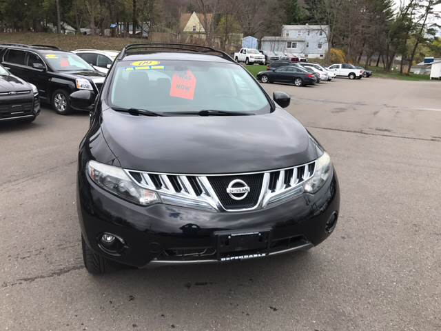 2009 Nissan Murano for sale at Dependable Auto Sales and Service in Binghamton NY