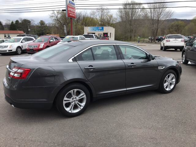 2016 Ford Taurus for sale at Dependable Auto Sales and Service in Binghamton NY