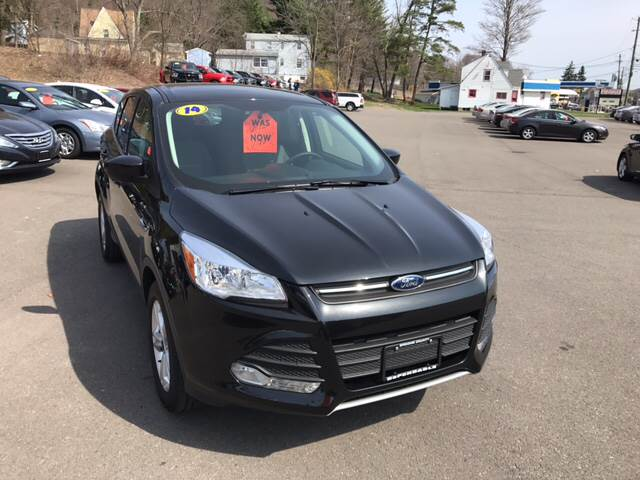 2014 Ford Escape for sale at Dependable Auto Sales and Service in Binghamton NY