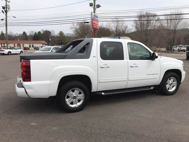 2010 Chevrolet Avalanche for sale at Dependable Auto Sales and Service in Binghamton NY