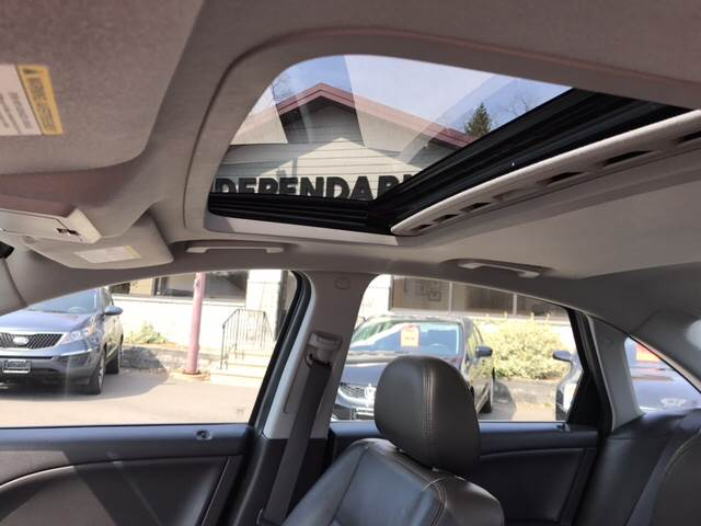 2005 Ford Five Hundred for sale at Dependable Auto Sales and Service in Binghamton NY