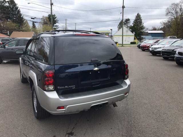 2008 Chevrolet TrailBlazer for sale at Dependable Auto Sales and Service in Binghamton NY