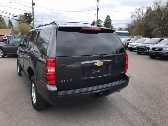 2011 Chevrolet Tahoe for sale at Dependable Auto Sales and Service in Binghamton NY