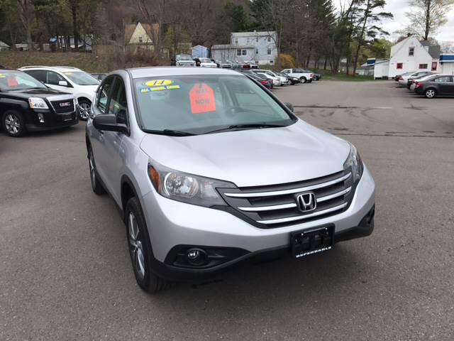2014 Honda CR-V for sale at Dependable Auto Sales and Service in Binghamton NY
