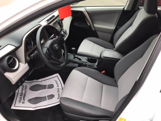 2013 Toyota RAV4 for sale at Dependable Auto Sales and Service in Binghamton NY