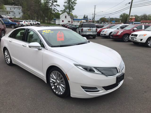 2014 Lincoln MKZ for sale at Dependable Auto Sales and Service in Binghamton NY