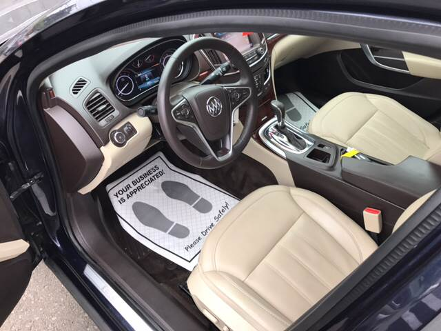 2015 Buick Regal for sale at Dependable Auto Sales and Service in Binghamton NY