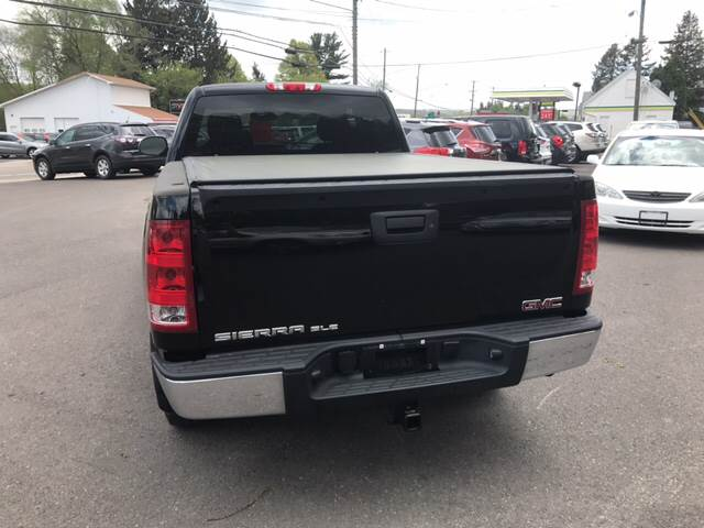 2013 GMC Sierra 1500 for sale at Dependable Auto Sales and Service in Binghamton NY