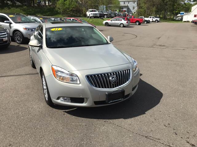 2011 Buick Regal for sale at Dependable Auto Sales and Service in Binghamton NY