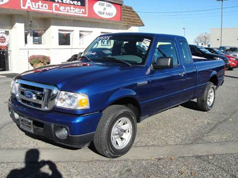 2011 Ford Ranger for sale at Don Reeves Auto Center in Farmington NM