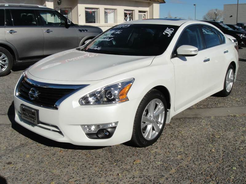 2015 Nissan Altima for sale at Don Reeves Auto Center in Farmington NM