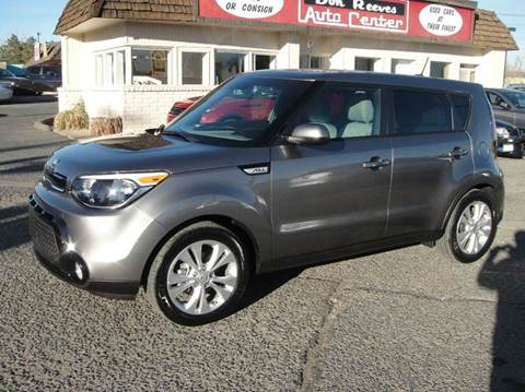 2016 Kia Soul for sale at Don Reeves Auto Center in Farmington NM
