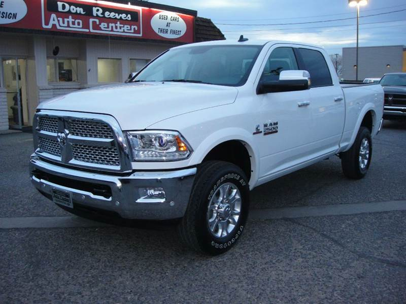 2016 RAM Ram Pickup 2500 for sale at Don Reeves Auto Center in Farmington NM