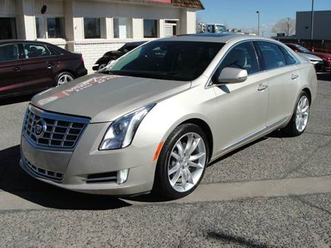 2014 Cadillac XTS for sale at Don Reeves Auto Center in Farmington NM