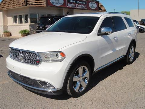 2014 Dodge Durango for sale at Don Reeves Auto Center in Farmington NM