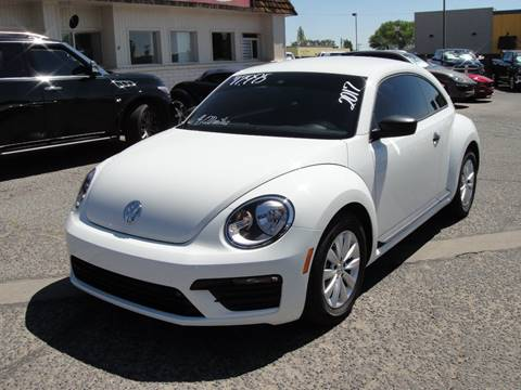 2017 Volkswagen Beetle for sale at Don Reeves Auto Center in Farmington NM