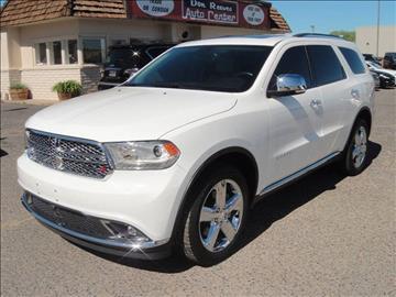 2014 Dodge Durango for sale in Farmington, NM