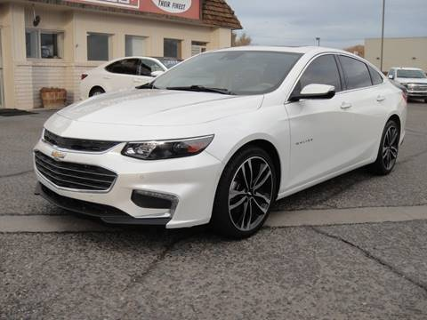 2016 Chevrolet Malibu for sale at Don Reeves Auto Center in Farmington NM