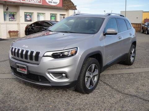 2019 Jeep Cherokee for sale at Don Reeves Auto Center in Farmington NM